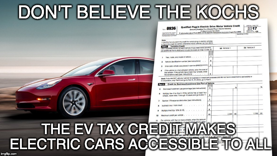 Electric Car Tax Credit