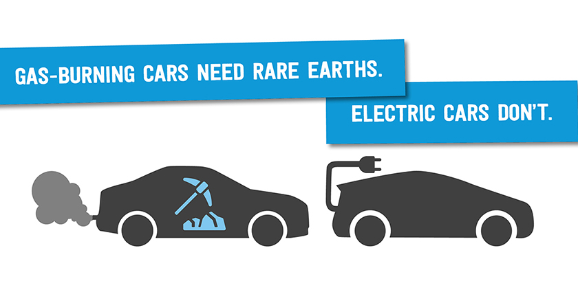 Electric Car Battery Materials Same as Consumer Electronics